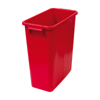 KEBAsort multi-purpose;container 60 l red