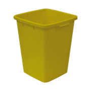 KEBAsort multi-purpose;container 90 l yellow