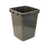 KEBAsort multi-purpose;container 90 l anthracite
