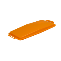 KEBAsort lid for container;60 l orange