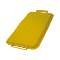 KEBAsort lid for container;60 l yellow